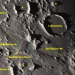 La Luna di Settembre - Bullialdus e i