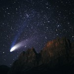 Hale-Bopp: la grande cometa nel ricordo degli astrofili