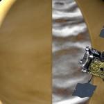 Forti correnti nell'atmosfera di Venere