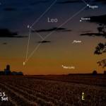 24sett allineamento Marte Mercurio Venere e Regolo