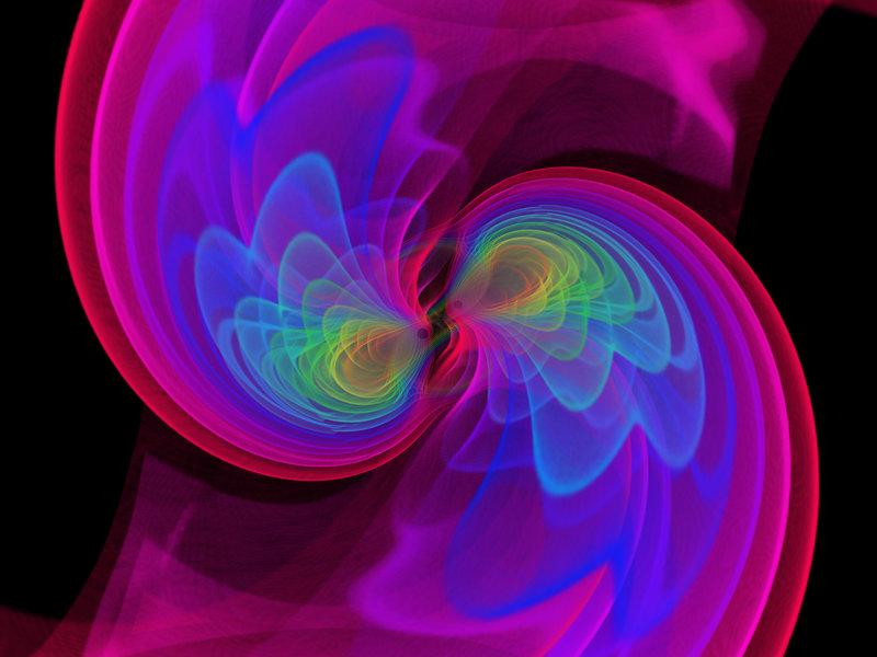 VIRGO ha rivelato un'onda gravitazionale