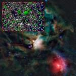 ALMA e Rosetta trovano il Freon-40 nello spazio