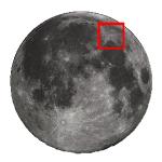 La Luna di Novembre 2017 e una guida all'osservazione di Aristoteles, Eudoxus e Alexander