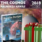 Calendario 2018 CFHT + DVD Hawaiian Starlight