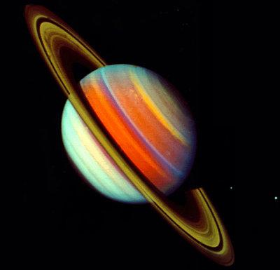 L'incontro con Saturno