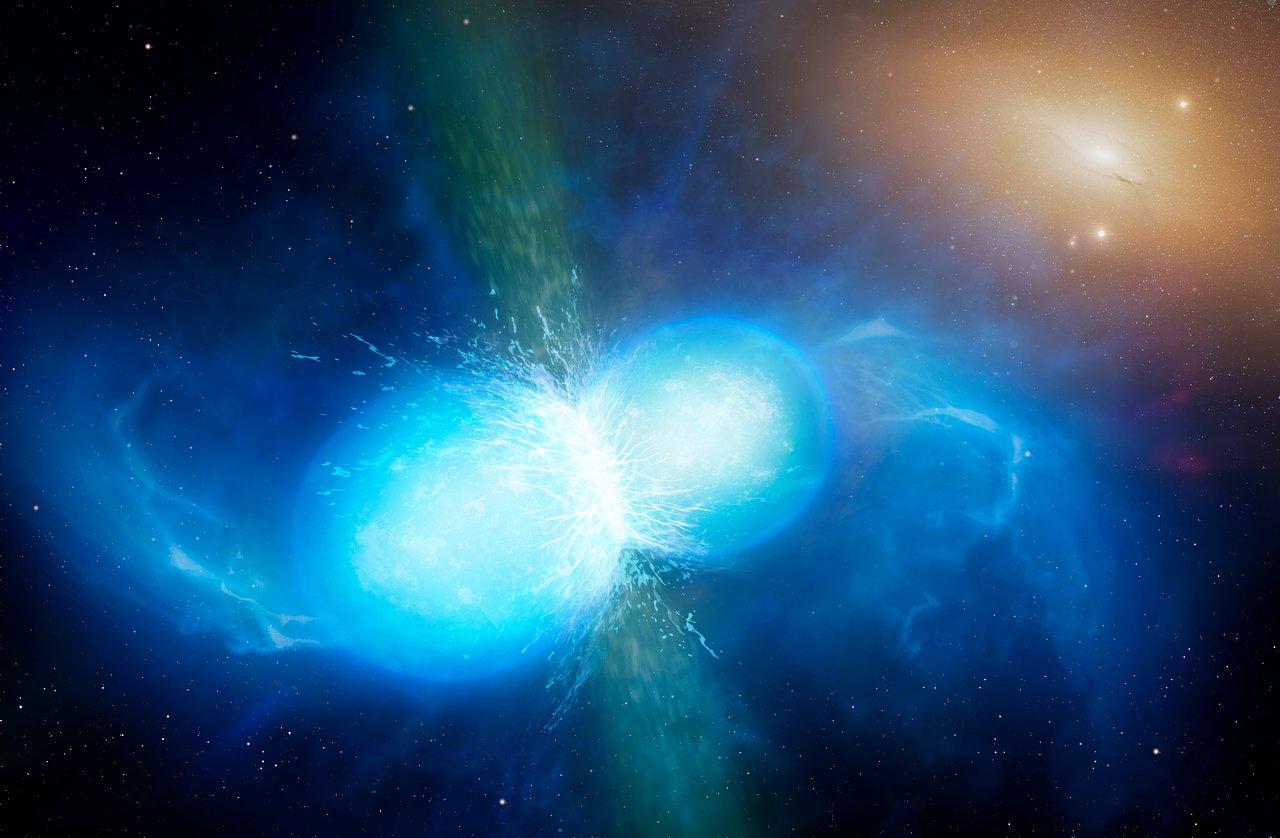 Kilonovae: le fucine cosmiche di metalli pesanti