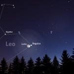 Luna e Regolo in prima serata