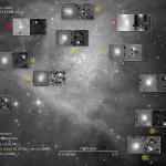 Hubble a caccia di mini stelle e pianeti orfani