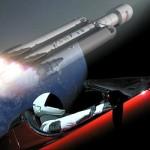 Successo stellare per il primo Falcon Heavy