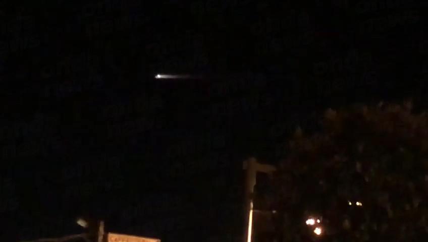 Né UFO né Tiangong-1...