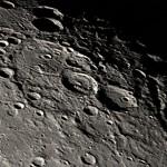 Il Cratere Janssen e la Vallis Rheita