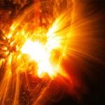 La forza dei campi magnetici delle macchie solari