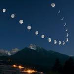 Una Curva Lunare