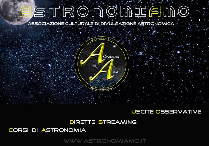 Locandina Astronomiamo
