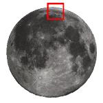 La Luna di Maggio 2018 e una guida all'osservazione alla Regione Polare Nord (parte A)