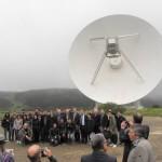 Debutto spaziale per il radiotelescopio sardo