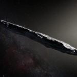 'Oumuamua. A forma di sigaro, ma pur sempre una cometa
