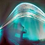 Solargrafia: il Sole con il foro stenopeico