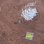 Marte, c'è un lago sotterrano di acqua liquida