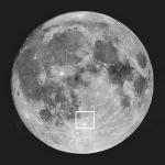 La Luna di Agosto e una guida alla regione del cratere Deslandres