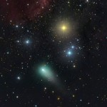 Incontri Deep-Sky per la cometa 21P/Giacobini-Zinner