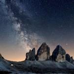 Riprendiamo la Via Lattea con l'astroinseguitore