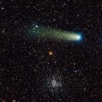 Gallery - Gli incontri deep-sky della cometa 21P/Giacobini-Zinner