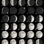 La Luna di Novembre 2018 e una guida all'osservazione della Regione di Fra Mauro