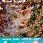 Calendario 2019 CFHT Coelum – Canada France Hawaii Telescope