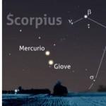 Una danza tra Mercurio e Giove