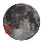 La Luna di dicembre 2018