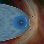 Voyager 2 entra nello spazio interstellare