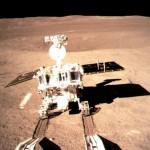 I primi passi di Yutu 2 sulla faccia nascosta della Luna