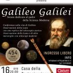 Galileo Galilei - Astrofili Palidoro