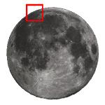 La Luna di febbraio 2019