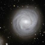 NGC 4921: la Spirale Anemica