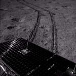 Chang'e-4: Yutu-2 scopre una strana sostanza sul lato lontano della Luna