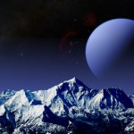 Cieli Extraterrestri - Il cielo visto da Urano e Nettuno