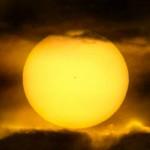 Gallery - Il Transito di Mercurio sul Sole