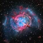 La Nebulosa Manubrio