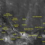 Guida all'osservazione: il bordo meridionale del mare Serenitatis e la Regione dei Grandi Laghi