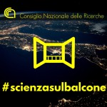 #scienzasulbalcone Fuori gli smartphone e partecipa all'esperimento!