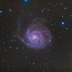 Tra le galassie dell'Orsa Maggiore