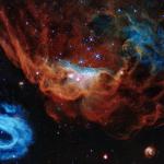 Per i 30 anni di Hubble una barriera corallina cosmica