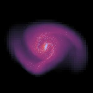 galassie senza materia oscura