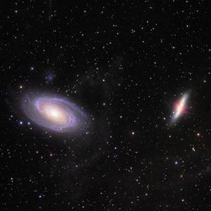 M 81 e M 82