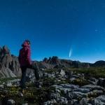 Tre notti in bianco in compagnia della cometa C/2020 F3 Neowise