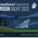 26 settembre. La Notte della Luna dall'Italia, dalla Svizzera e dalla Namibia