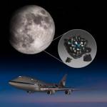 SOFIA conferma la presenza di acqua sulle superfici soleggiate della Luna