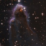 Dall'Oscurità al Bagliore Stellare